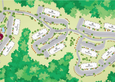 Tara Heights Site Plan