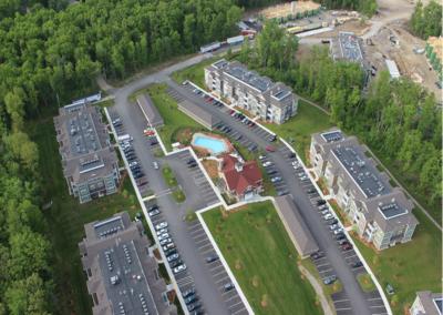 Tara Heights Aerial 2