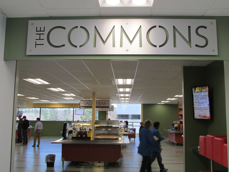 """The Commons"" Café"